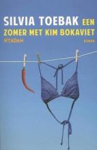 Toebak, Silvia Een zomer met Kim Bokaviet