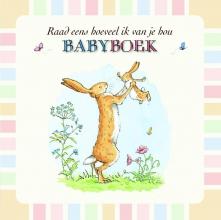 Sam  McBratney Babyboek Raad eens hoeveel ik van je hou