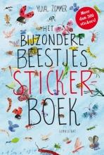 Yuval  Zommer Het bijzondere beestjes stickerboek