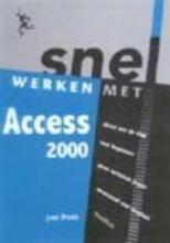 Jan Pott , Snel werken met Access 2000