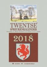 Gé Nijkamp , Twentse spreukenkalender 2018