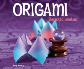 Mary  Meinking Basistechnieken, Origami