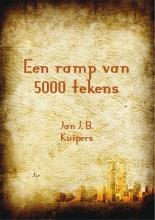 Jan J.B.  Kuipers Een ramp van 5000 tekens