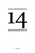 Anne  Nederkoorn 14 sonnetten