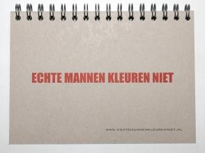 Jan Maarten  Groen Echte mannen kleuren niet