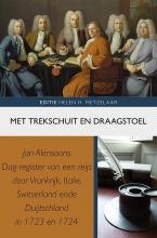 Jan Alensoon , Met trekschuit en draagstoel