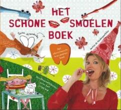 Vivienne van Eijkelenborg, Martine van Gemert Het Schone smoelen boek