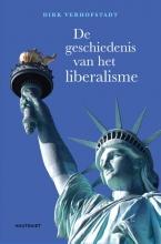 Dirk  Verhofstadt De geschiedenis van het liberalisme