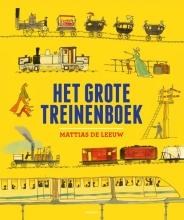 Leeuw, Mattias De  / Porter, John Het grote treinenboek