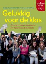 Ad Bergsma Jacqueline Boerefijn, Gelukkig voor de klas