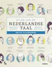 Fieke Van der Gucht, Johan De Caluwe, Mathilde  Jansen, Nicoline van der Sijs Atlas van de Nederlandse taal - editie Vlaanderen