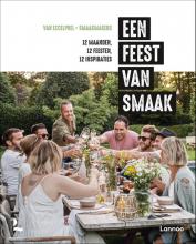Femke Vandevelde Van Eccelpoel  Smaakmakers, Een feest van smaak