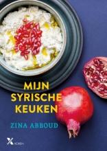 Zina Abboud , Mijn Syrische keuken MP