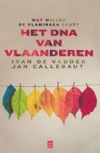 Jan Callebaut Ivan De Vadder, Het DNA van Vlaanderen