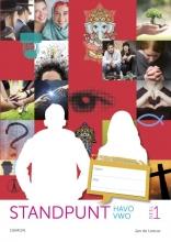 Jan de Leeuw , Standpunt havo/vwo deel 1 2016 leerwerkboek