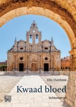 Ellis  Overbeek Kwaad bloed - grote letter uitgave