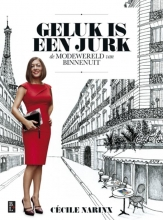 Cécile  Narinx Geluk is een jurk