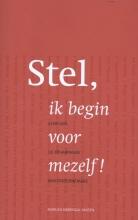 Marlies  Heeringa-Jansen Stel, ik begin voor mezelf