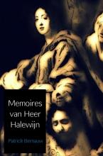 Patrick  Bernauw Memoires van Heer Halewijn