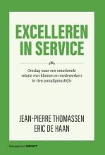 Jean-Pierre  Thomassen, Eric de Haan Excelleren in Service