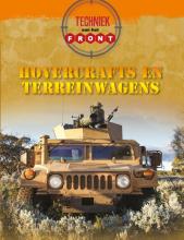Terry Burrows , Hovercrafts en terreinwagens