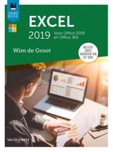 Wim de Groot , Handboek Excel 2019