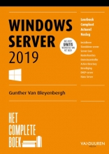 Gunther van Bleyenbergh , Het complete boek Windows Server 2019