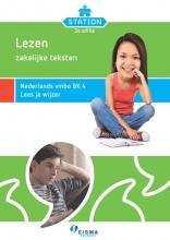 , Station Lezen zakelijke teksten Nederlands vmbo BK 4 Lees je wijzer