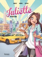 Rose-Line Brasset Lisette Morival, Juliette in New York