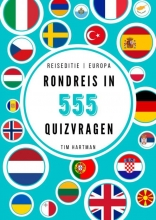 Tim Hartman , Rondreis in 555 quizvragen