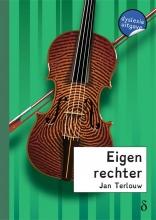 Jan  Terlouw Eigen rechter - dyslexie uitgave