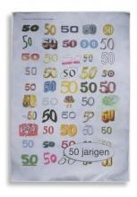 , 50 jarigen