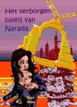 Roos  Boum Het verborgen paleis van Narada