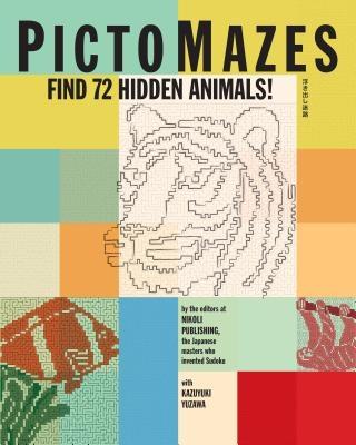 Nikoli Publishing,   Kazuyuki Yuzawa,Pictomazes