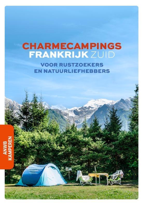 ANWB Kamperen,Charmecampings Frankrijk zuid