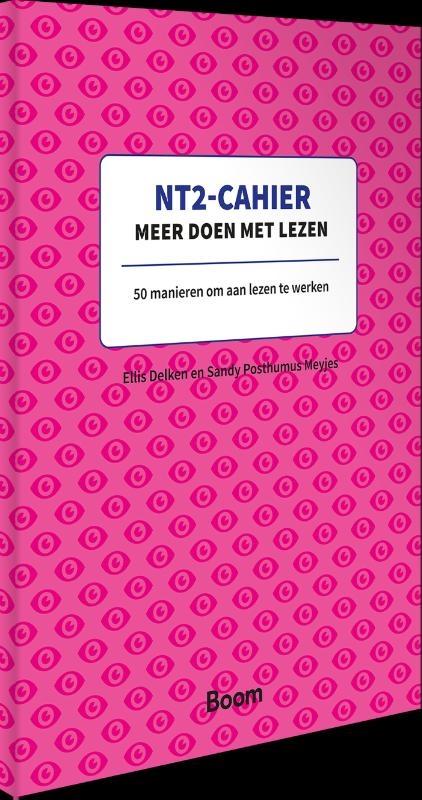 Ellis Delken, Sandy Posthumus Meyjes,NT2-cahier Meer doen met lezen