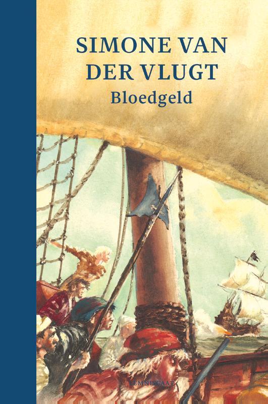 Simone van der Vlugt,Bloedgeld