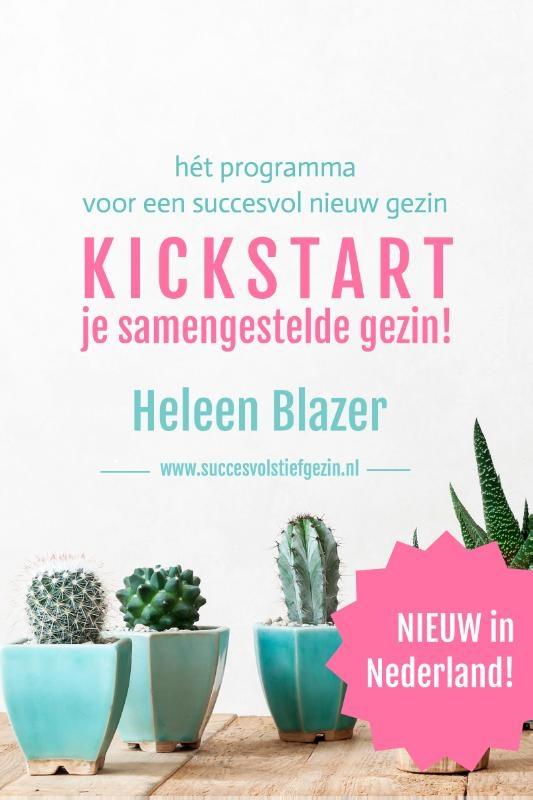 Heleen Blazer,Kickstart je samengestelde gezin!