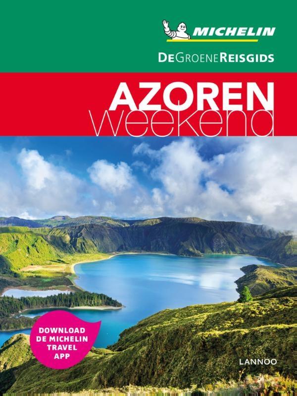 ,De Groene Reisgids Weekend - Azoren