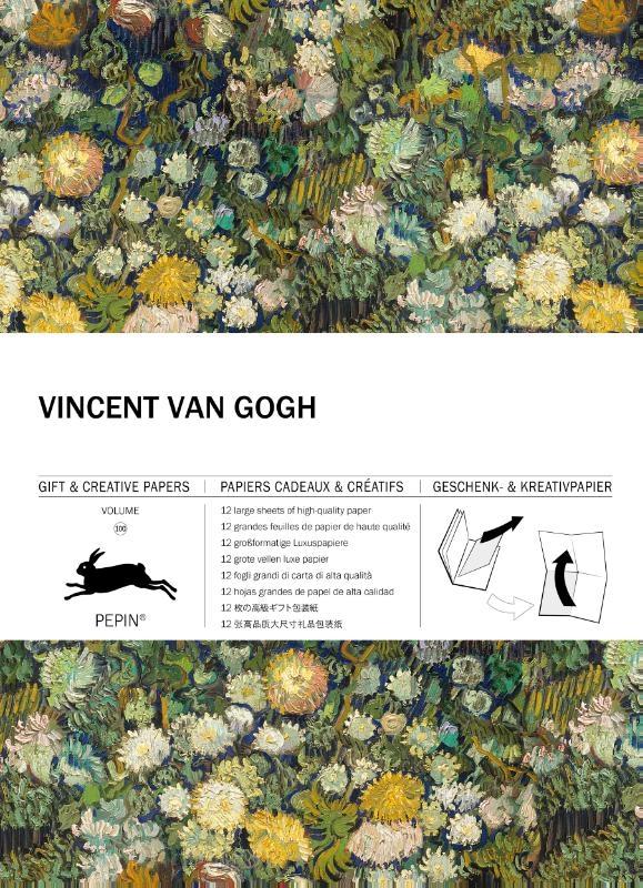 Pepin van Roojen,Vincent van Gogh Volume 100