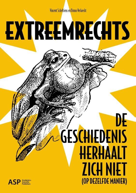 Vincent Scheltiens, Bruno Verlaeckt,Extreemrechts