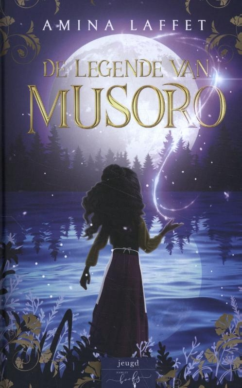 Amina Laffet,De Legende van Musoro