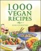 Robertson, Robin,1,000 Vegan Recipes