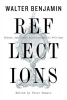 Benjamin, Walter,   Demetz, Peter,   Jephcott, Edmund,Reflections