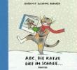 Berner, Rotraut Susanne,ABC, die Katze lief im Schnee