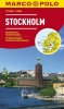 ,Marco Polo Stockholm Cityplan