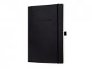 <b>Co212</b>,Notitieboek Conceptum Co212 187x270mm Zwart Lijn Soft