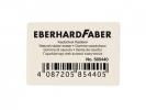 ,gum Eberhard Faber voor potlood wit doos à 40 stuks