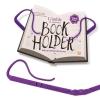 ,Gimble Book Holder - Positively Purple