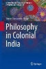 ,Philosophy in Colonial India